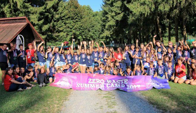 Foto: A început concursul de educație ecologică