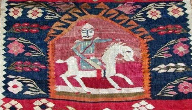 Admirați scoarțele românești din patrimoniul Muzeului de Artă Populară! - scoarte1-1585853240.jpg