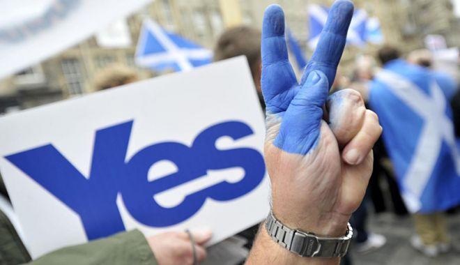 """Foto: Scoţia îşi pregăteşte un """"brexit""""  din Marea Britanie"""