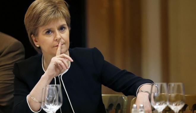 Foto: Scoţia suspendă referendumul în urma atacului de la Londra