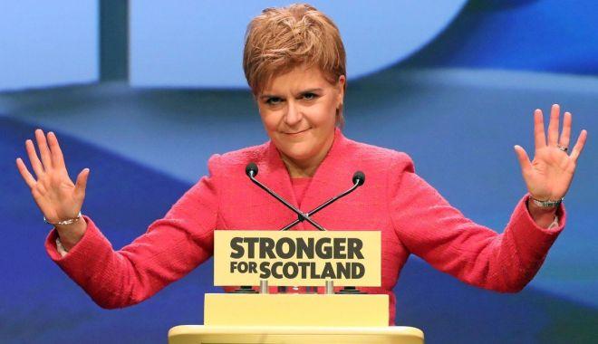 """Foto: """"Scoției trebuie să i se permită organizarea unui nou referendum privind independența"""""""