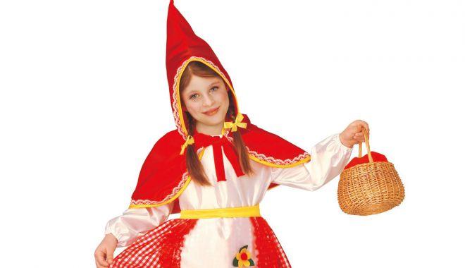Foto: Scufiţa Roşie vă așteaptă cu o nouă poveste la Teatrul pentru Copii