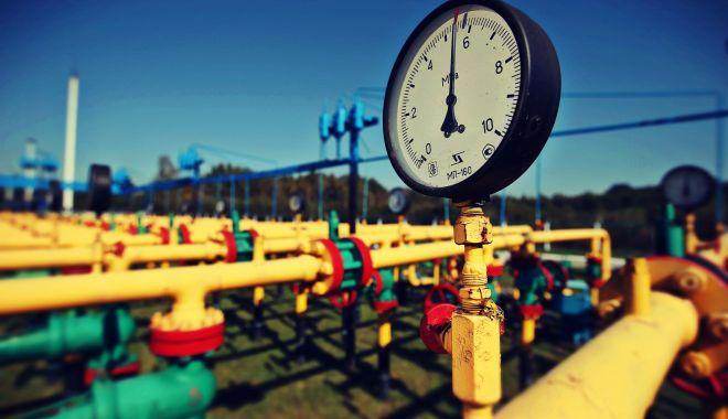 Foto: De astăzi, gazele naturale pentru populație sunt mai scumpe