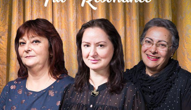 """Foto: Trio-ul """"Resonance"""" vă încântă  cu o seară camerală"""