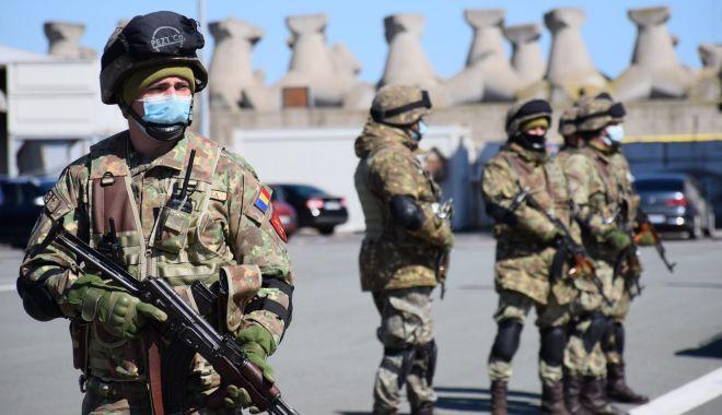 Pregătiri pentru afluxul de imigranți. Militarii, polițiștii de frontieră și pompierii se antrenează împreună! - seashield4-1616609988.jpg