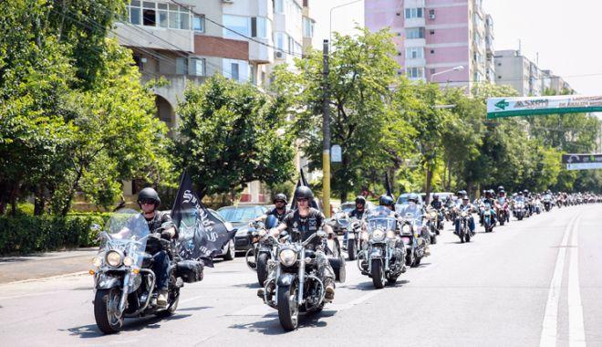 Week-end cu motoare şi mult rock, la Mamaia. Începe Seawolves Bike Fest