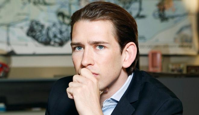 Foto: Alegeri în Austria. Sebastian Kurz poate deveni cel mai tânăr şef de guvern din lume