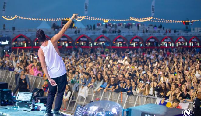 Foto: Vreți să fiți voluntari la festivalul Neversea? Ce trebuie să faceți