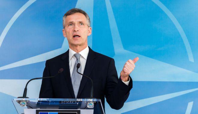 Foto: Secretarul general al NATO îndeamnă Germania să-și majoreze cheltuielile militare