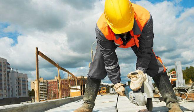 Foto: Sectorul construcțiilor e din nou pe val