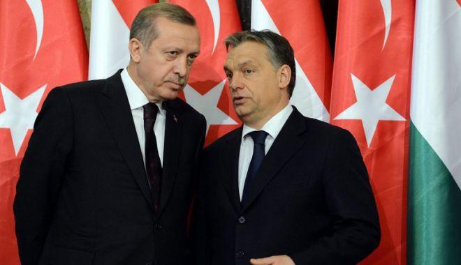 """Foto: """"Securitatea Ungariei şi stabilitatea Turciei sunt legate în mod direct"""""""