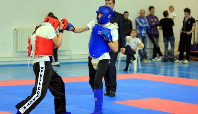 Foto: Se dă startul Campionatului European de Kung-Fu