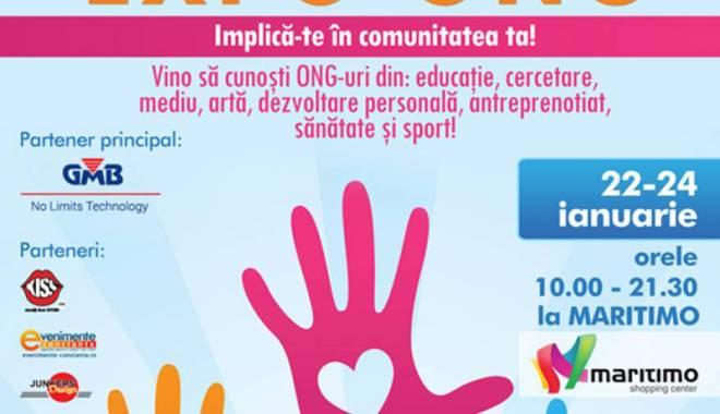 Foto: Se deschide EXPO ONG!