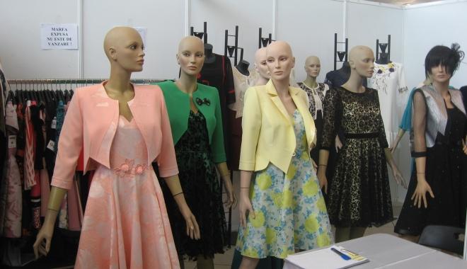 Foto: Se deschide Târgul Naţional de Îmbrăcăminte - Încălţăminte TINIMTEX