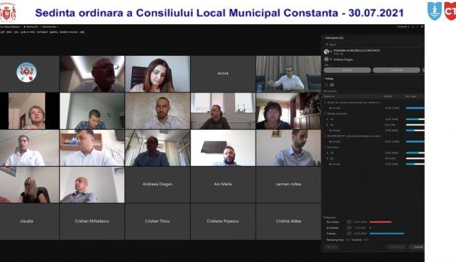 LIVE TEXT - Consilierii locali din Constanța, reuniți în ședință. Marele absent, EDILUL VERGIL CHIȚAC - sedinta-1627641587.jpg