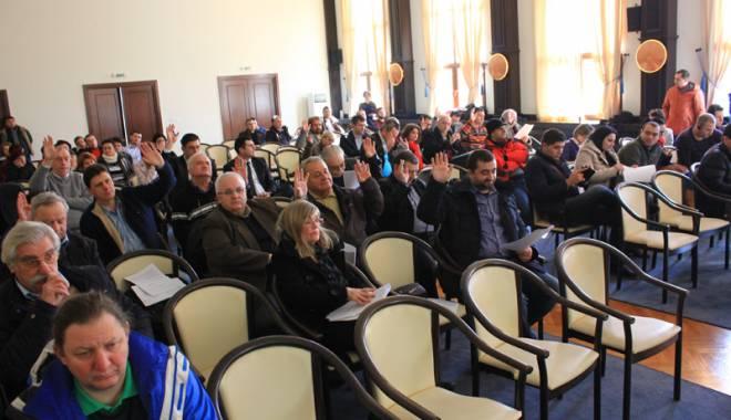 Foto: Consilierii judeţeni au votat bugetul pentru renovarea Secţiei de Pediatrie