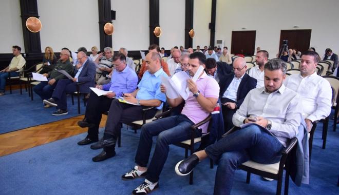 Foto: Ședință  de Consiliu Județean, săptămâna viitoare