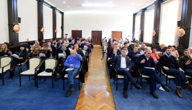 """Foto: Aleșii județeni au votat: CJC, partener în programul """"Alege Oaia"""", proiectul ministrului Daea"""