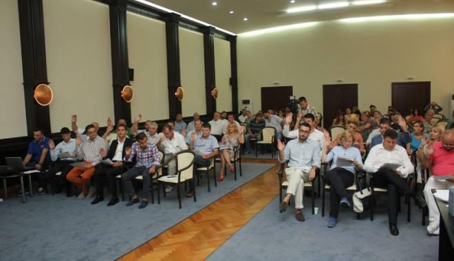 Foto: Municipiul Constanţa se înfrăţeşte cu Metropola Eskişehir