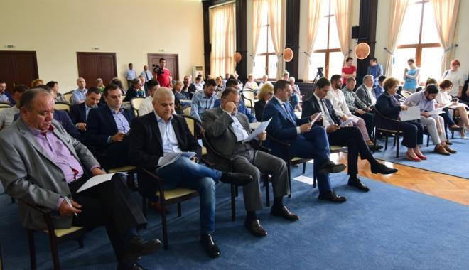 Foto: Bazilica paleo-creştină naşte cotroverse  în Consiliul Local. PMP şi PSD spun da, liberalii ba