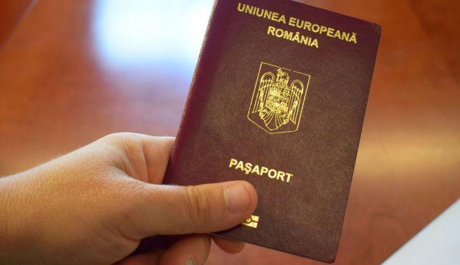 Foto: Serviciul Pașapoarte Constanța se mută în casă nouă