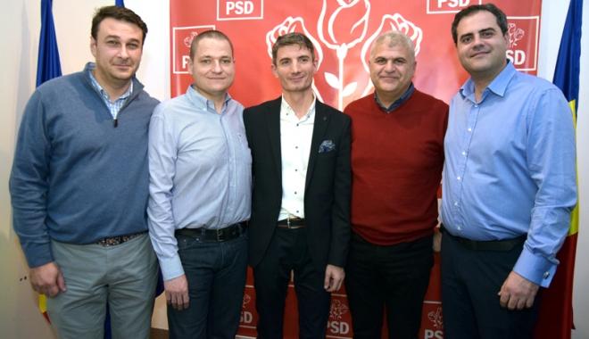 Foto: PSD câştigă Constanţa. Cum au votat constănţenii