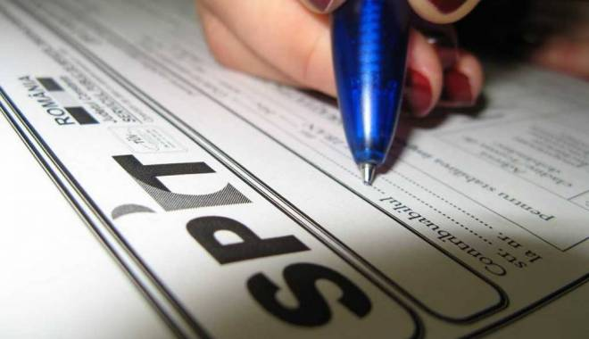 Foto: SPIT. Plata impozitelor şi taxelor se poate face în rate