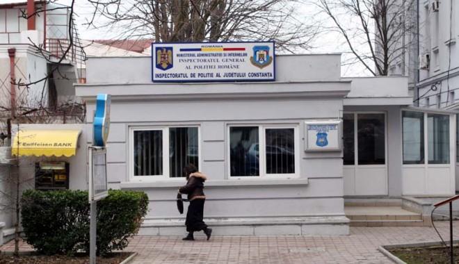Foto: �ef nou la Serviciul Arme din Poli�ia Constan�a