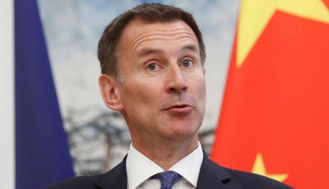 Foto: Şeful diplomaţiei britanice, ţinta criticilor după ce a comparat UE cu Uniunea Sovietică