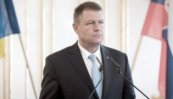 Foto: Șeful statului a atacat, la Curtea Constituțională, legea de înființare a Fondului Suveran