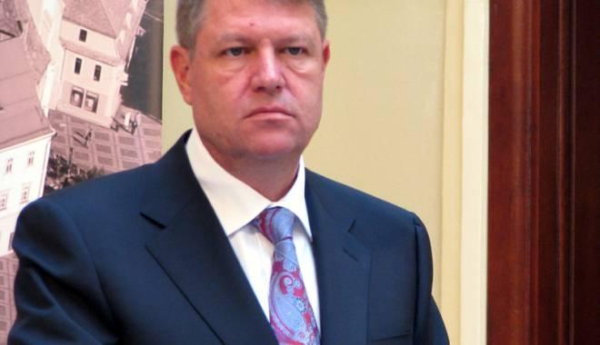 Foto: Klaus Iohannis a sesizat Curtea Constituţională