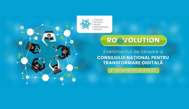 Consiliul Naţional pentru Transformare Digitală se lansează săptămâna viitoare - selanseazaconsiliul-1603620018.jpg
