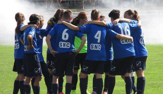 Foto: Liga 1 la fotbal feminin. Selena Constanța încearcă să urce în clasament