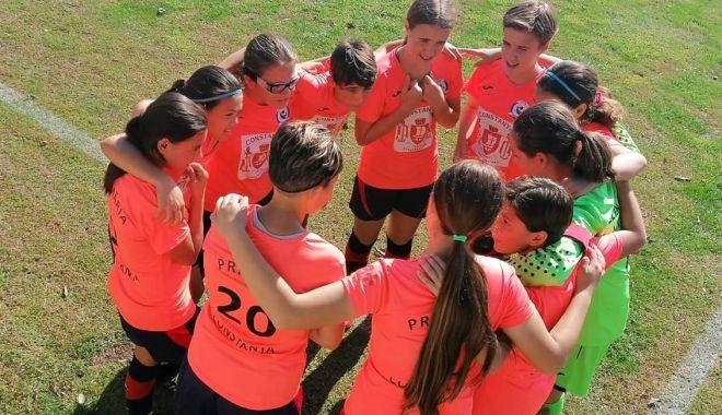 Foto: Selecții de tinere jucătoare la Selena, pentru o echipă puternică