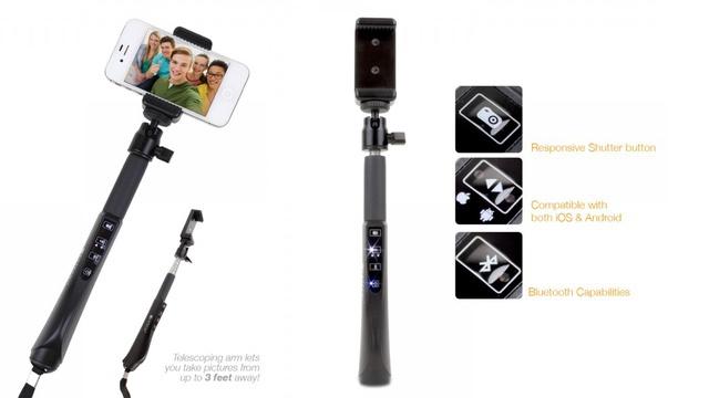 Foto: Vrei un selfie? Monopiedul pentru autoportrete pe smartphone este soluţia