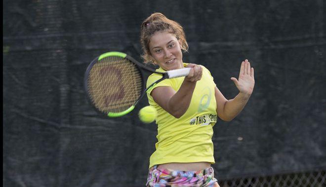 Foto: Constănţeanca Selma Cadâr  îşi continuă aventura la US Open