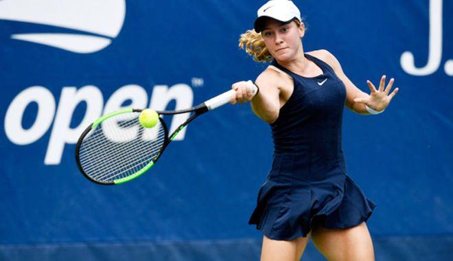 Foto: Selma Cadâr, calificată în turul secund  la US Open - juniori