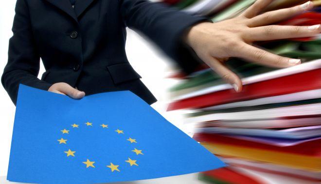 Foto: Seminar de informare pentru proiecte cu finanțare europeană