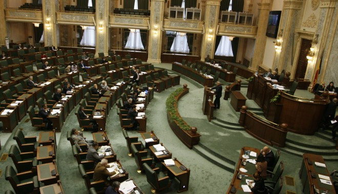 Foto: Ion Vărgău este noul secretar general al Senatului