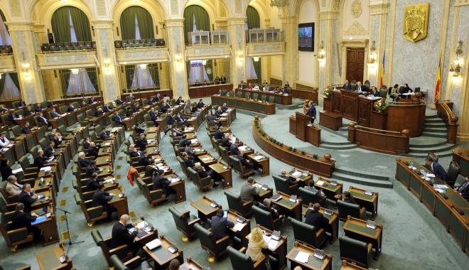 Foto: Ordonanţa 55/2014 privind migraţia aleşilor locali, respinsă de plenul Senatului