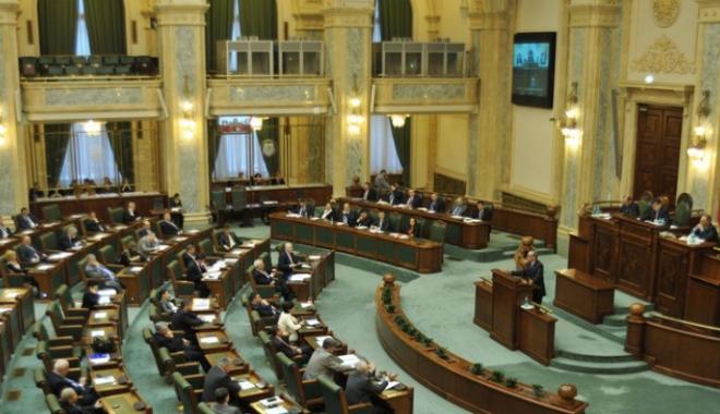 Foto: Proiectul de lege privind graţierea, aviz favorabil la Comisia de constituționalitate
