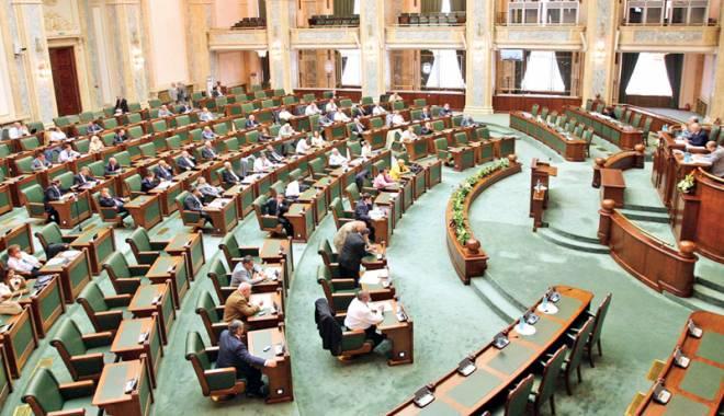 Foto: Senatul, în sesiune extraordinară în perioada 10-31 ianuarie