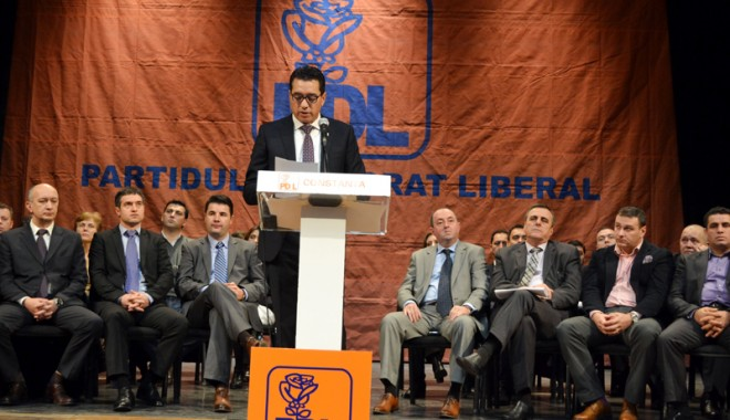 Senatorul Christian Gigi Chiru, reconfirmat ca preşedinte al PDL Constanţa - senatorulchristiangigibchirureco-1387119545.jpg