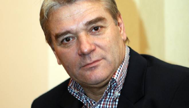 "Foto: Senatorul Nicolae Moga, preşedinte ""fără voie"""