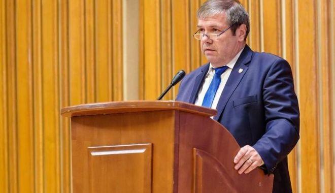 """Foto: Senatorul Ștefan Mihu: """"Să fie extinse terenurile rezervate agriculturii ecologice"""""""