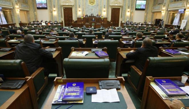 Foto: Senatul a adoptat Ordonanţa 14