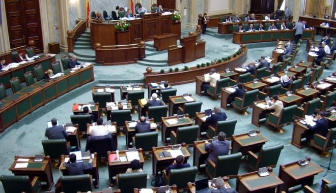 Foto: Senat: Persoanele condamnate penal au voie să candideze la Preşedinţie