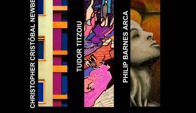Foto: Sensul lumii prin ochii artistului, la expoziția de artă Sens[e]