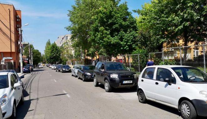 Foto: Mai multe străzi din Constanța se vor transforma în artere rutiere cu SENS UNIC