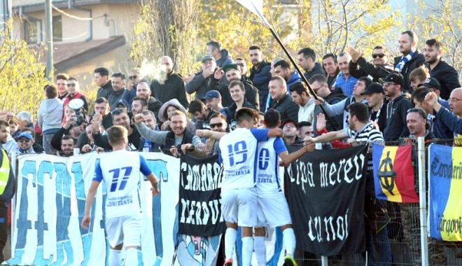 Foto: Se plătesc banii? Zi decisivă pentru palmaresul şi culorile FC Farul